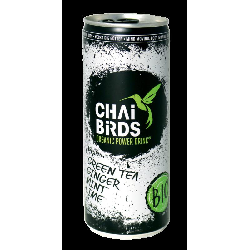 Chai Birds 250ml, bio energijska pijača