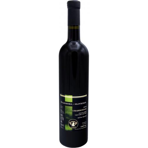 Vino Chardonnay Amon 0.75l, posladko, vrhunsko