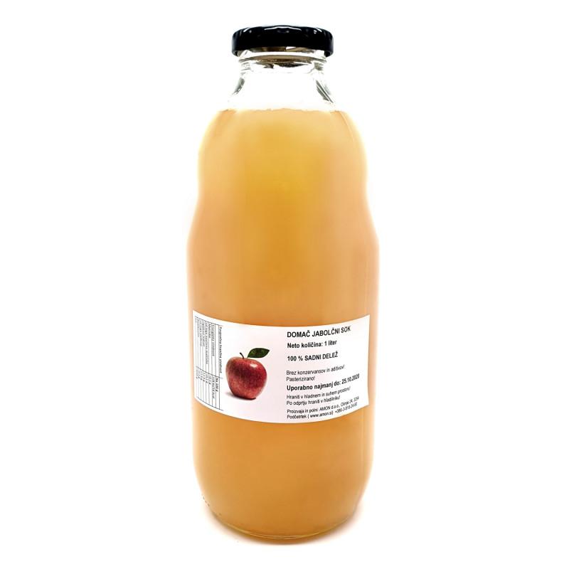 Jabolčni sok 1l, Amon